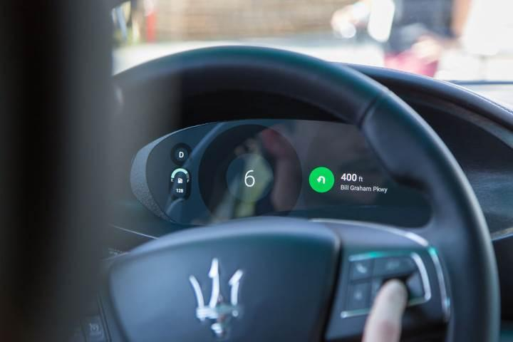 Android Auto artık tamamen entegre hale geliyor