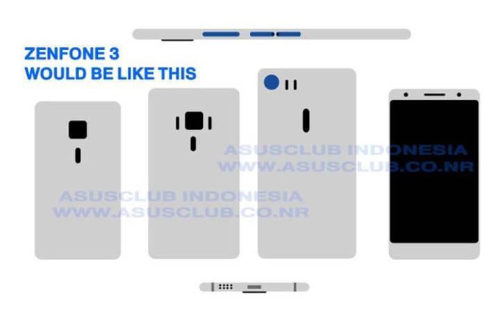 Asus ZenFone 3 Max kameralara yakalandı
