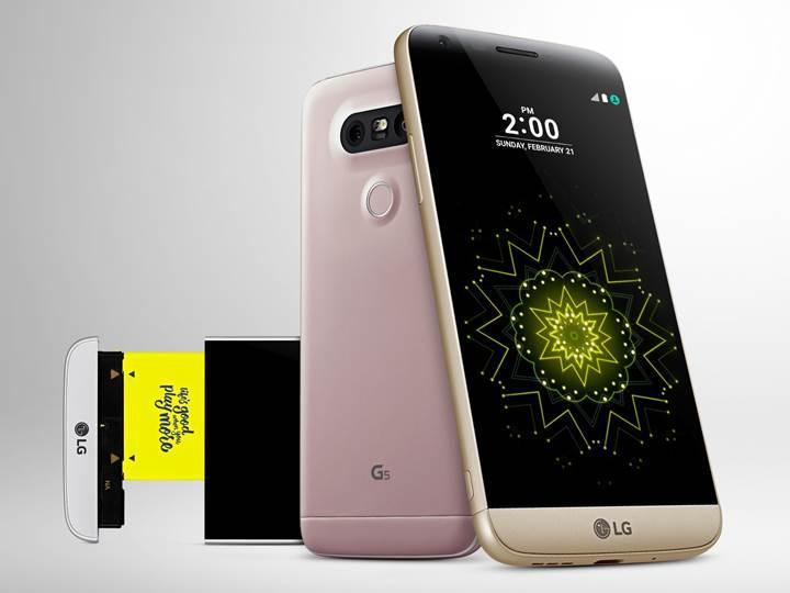 Sonunda LG G5 de rootlandı!