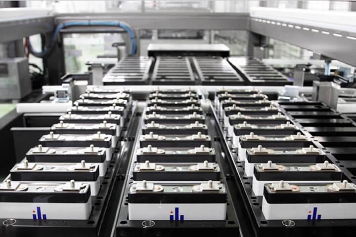 Çin'in Lityum-iyon pil sektörü üçe katlandı
