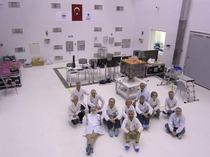 TÜBİTAK, Uzay Araştırmaları Enstitüsü için personel arayışında