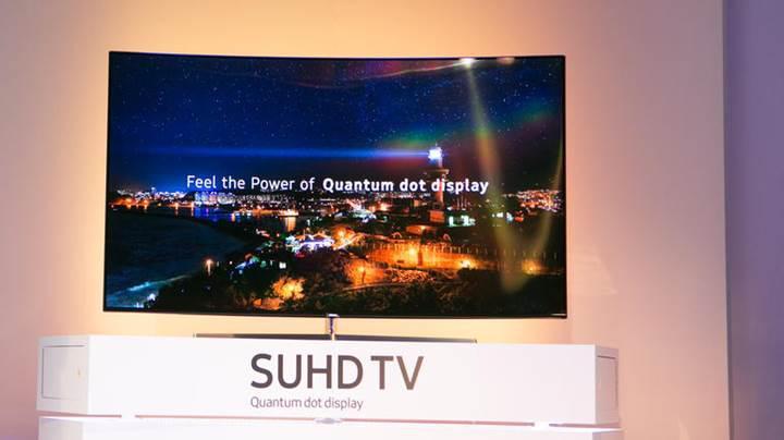 Samsung, OLED ekranların yerine QLED ekranlara yöneliyor