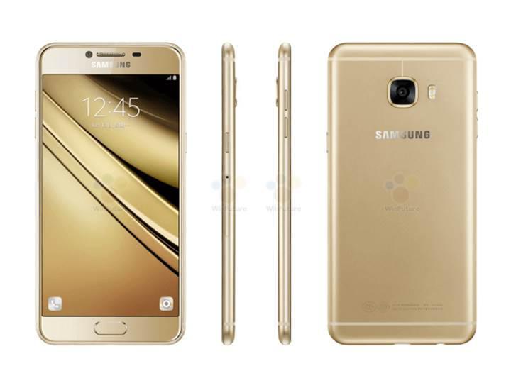 Samsung Galaxy C5 basın görselleri sızdırıldı