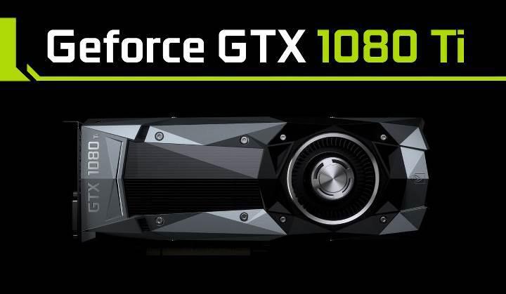 Şimdi de GeForce GTX 1080 Ti sesleri