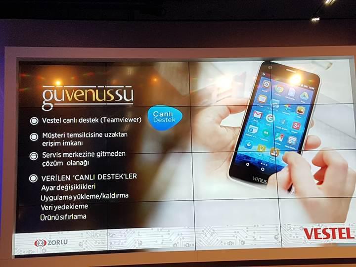 Vestel Venus 3 5020 özellikleri ve fiyatı: ilk defa DonanımHaber'de!