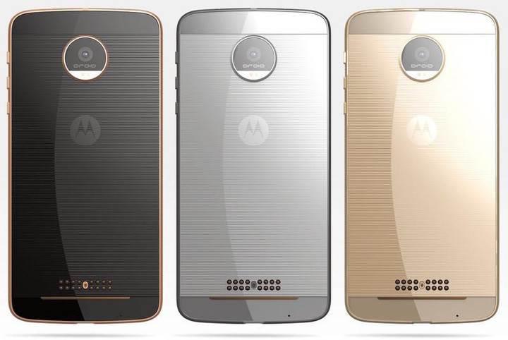 Motorola'nın modüler telefonu detaylanıyor