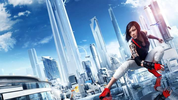 Mirror's Edge oyunları televizyon dizisi oluyor