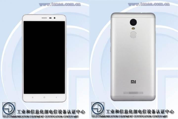 Xiaomi'nin 2 yeni telefonu TENAA kayıtlarında görüldü
