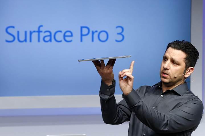 Surface'in patronu: Microsoft, Apple'ın en büyük rakibi olmak istiyor