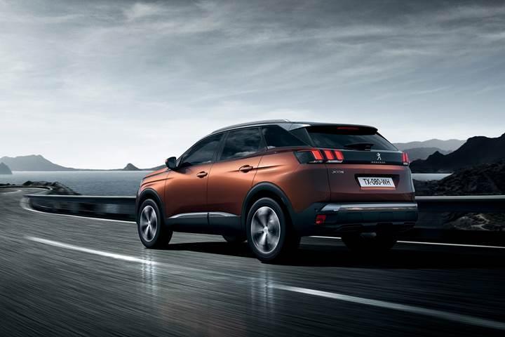 Yeni Peugeot 3008 resmi olarak tanıtıldı