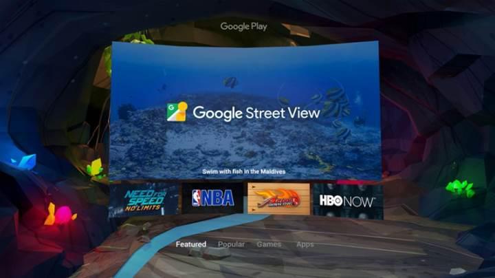 Daydream VR şu anda var olan cihazlar tarafından muhtemelen desteklenmeyecek