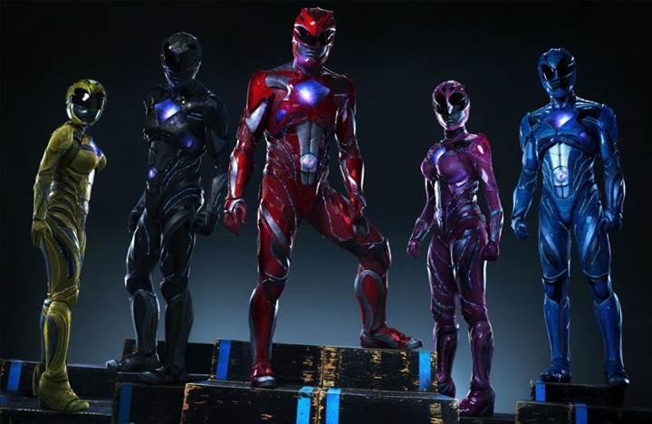 Power Rangers, yedi filmlik yeni bir seriye dönüşebilir