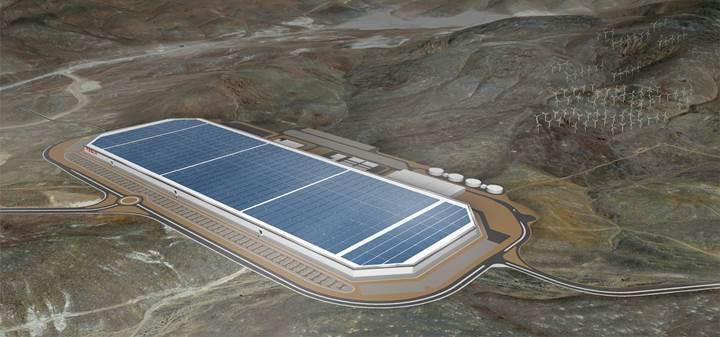 Gigafactory resmi olarak açılıyor