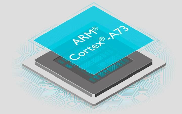 ARM Cortex-A73: Tüm zamanların en küçük boyutlu üst seviye mobil işlemci çekirdeği