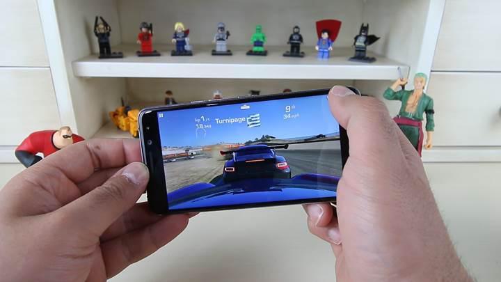 General Mobile GM 5 Plus inceleme videosu