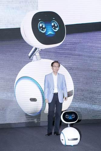 ASUS, Computex 2016'da Zenbo robotu ile devrim yaptı