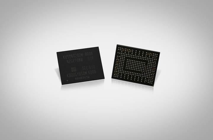 Samsung'dan çok küçük ama çok hızlı SSD sürücüler