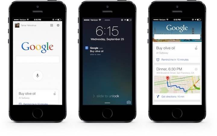 Google'ın iOS uygulaması AMP desteği ile güncellendi