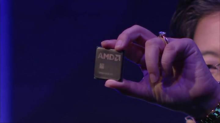 AMD Zen mimarisi ilk kez görüntülendi