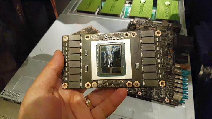 İşte dünyanın en güçlü grafik işlemcisi: Nvidia GP100