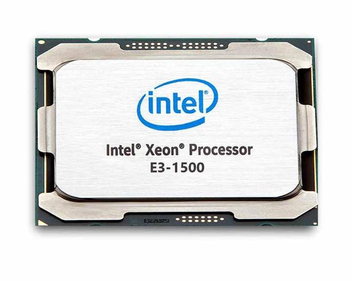 Intel Xeon E3-1500 v5 serisi duyuruldu