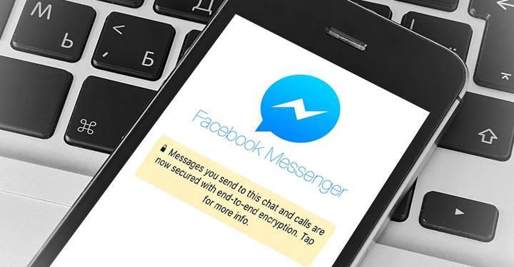 Facebook Messenger'a opsiyonel uçtan uca şifreleme özelliği geliyor