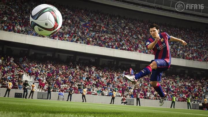 FIFA 17'de Frostbite oyun motoru kullanılacak