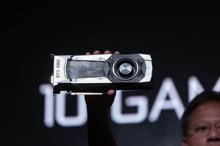 Nvidia GeForce GTX 1080 ve 1070'e mobil yolu göründü