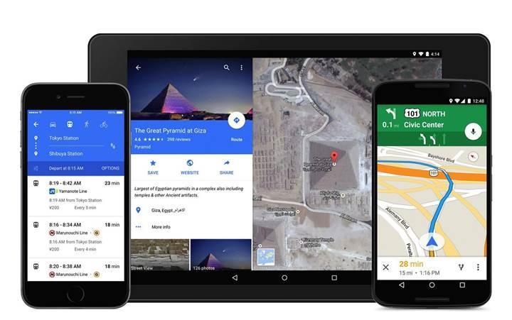Google Maps'in en yeni özelliklerini ilk deneyen siz olun!