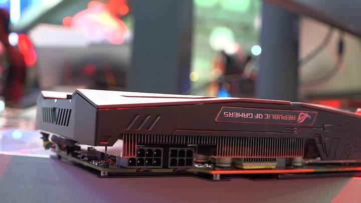 Asus'un performans canavarı GTX 1080 Strix mercek altında