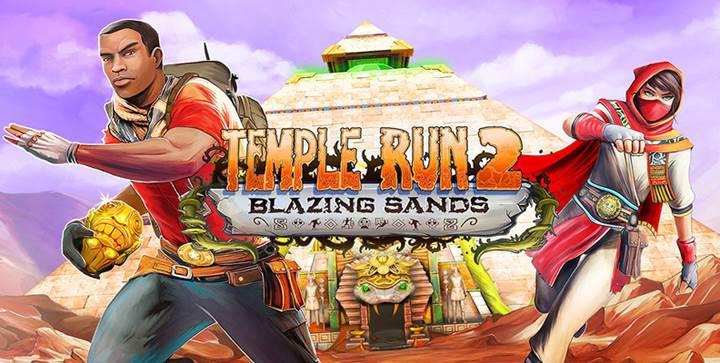 Temple Run 2, yeni güncelleme ile kızgın kumlara gidiyor