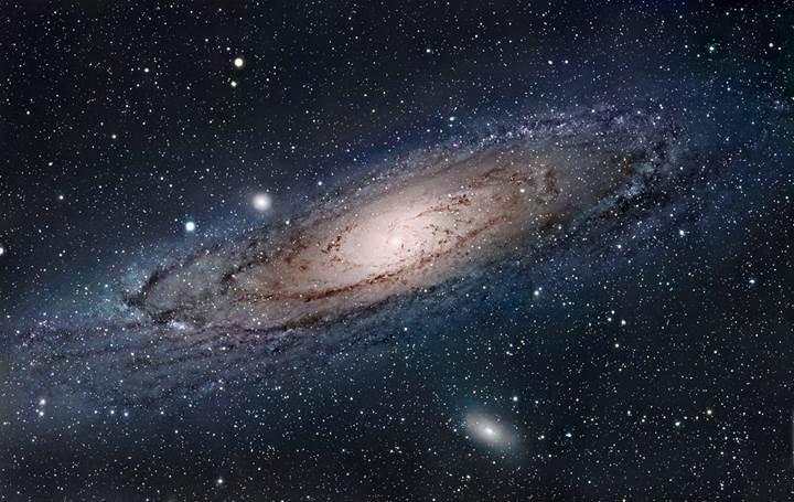 Samanyolu galaksisinin kütlesi ne kadar? İşte cevabı