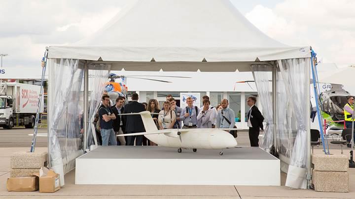 Airbus şimdi de 3D baskılı mini uçak üretti