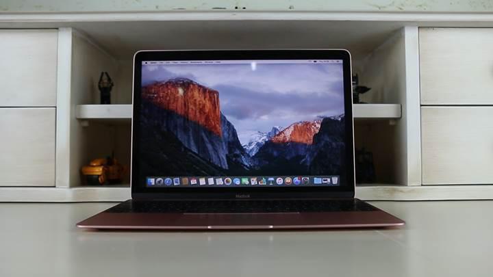 Yeni Macbook 2016 inceleme 'Estetik ve teknoloji bir arada'