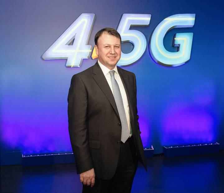 4.5G şebekelerinin en yeni özellikleri dünyada ilk defa Turkcell'de test ediliyor