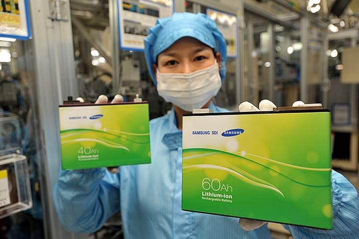 Tesla, pil üretimi için Samsung SDI ile anlaşmak üzere