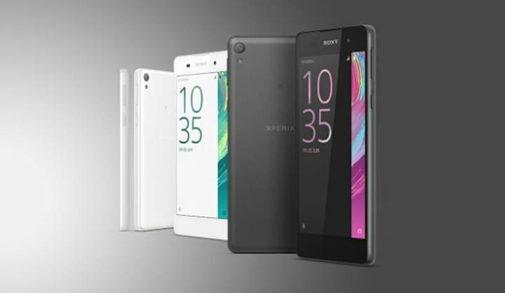 Sony Xperia E5 artık resmi