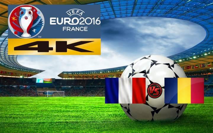 Euro 2016 maçları 4K olarak evinize geliyor