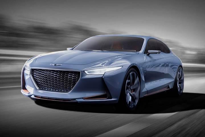 Hyundai lüks Genesis alt markası altında elektrikli araçlarını üretecek