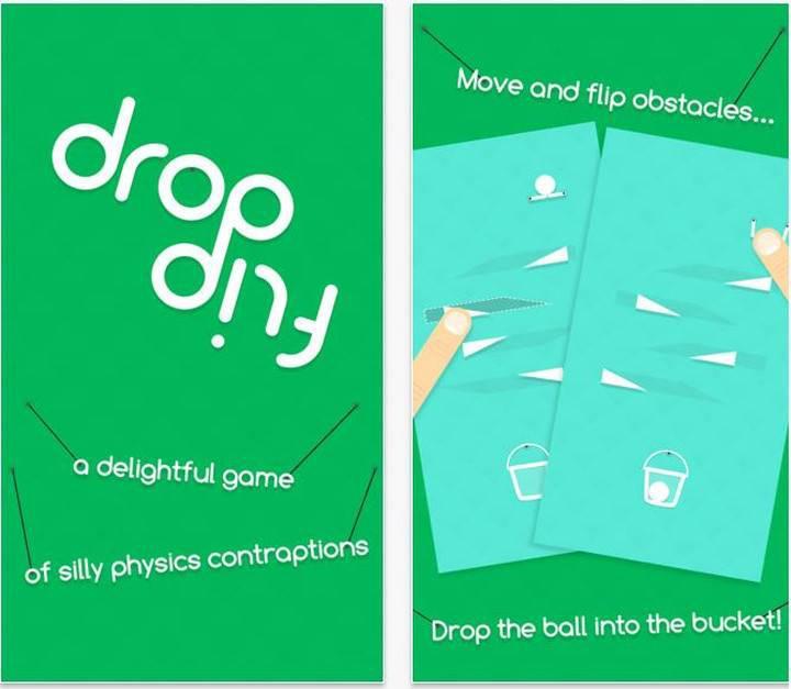 Popüler bulmaca oyunu Drop Flip, iOS için bir süreliğine ücretsiz