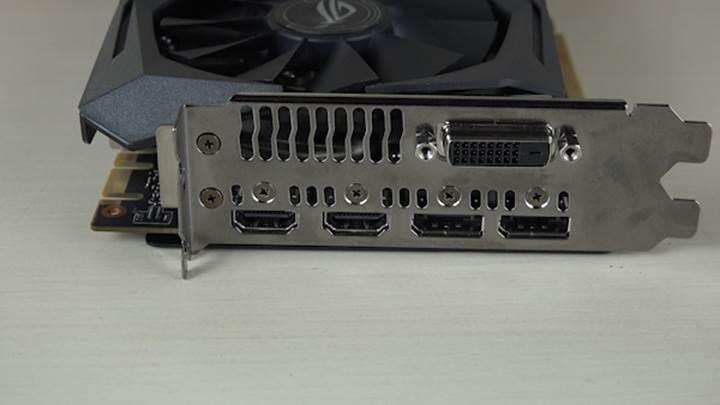 Asus Strix GTX 1080 inceleme videosu