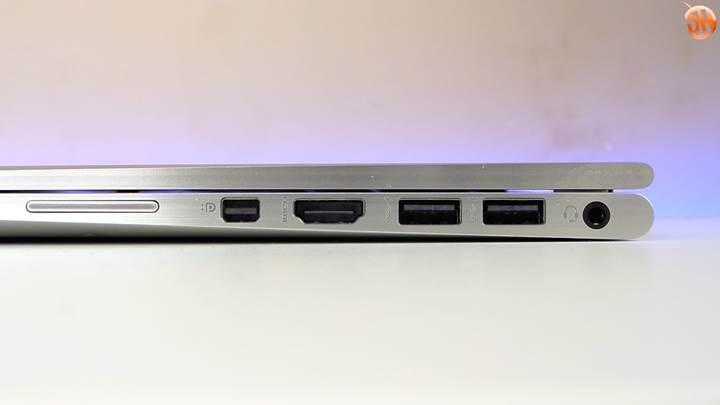 HP Spectre X360 'Üst segment' 2si1 arada dizüstü incelemesi