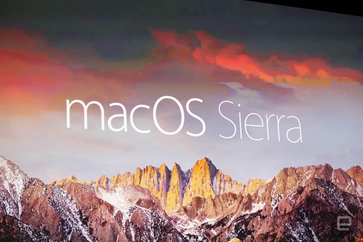 Siri resmen MacOS işletim sisteminde