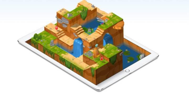 Swift Playgrounds ile iPad üzerinde kodlama öğrenin