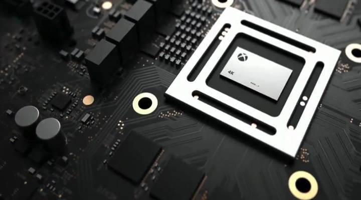 Xbox Scorpio: Şimdiye kadar ki en güçlü konsol