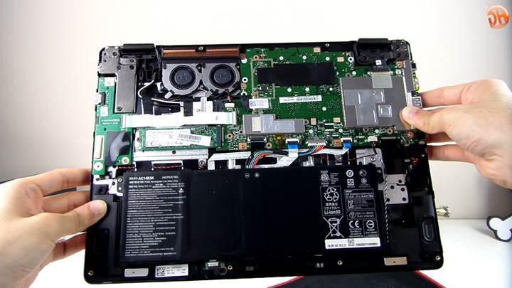 Acer Aspire R14 'Fiyat/Performansıyla Dikkat Çeken' 2si1 arada dizüstüyü inceliyoruz