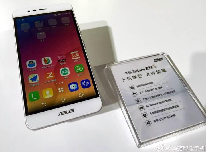 Asus'dan metal gövdeli bütçe dostu model: Zenfone Pegasus 3