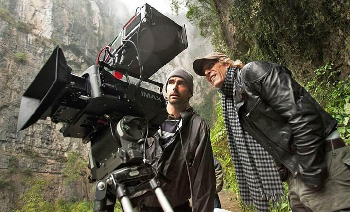 Ünlü yönetmen Michael Bay şimdi de sanal gerçekliğe el atıyor