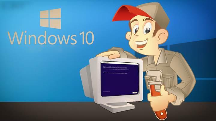 Microsoft'un Windows 10 temiz kurulum aracı artık indirilebilir durumda