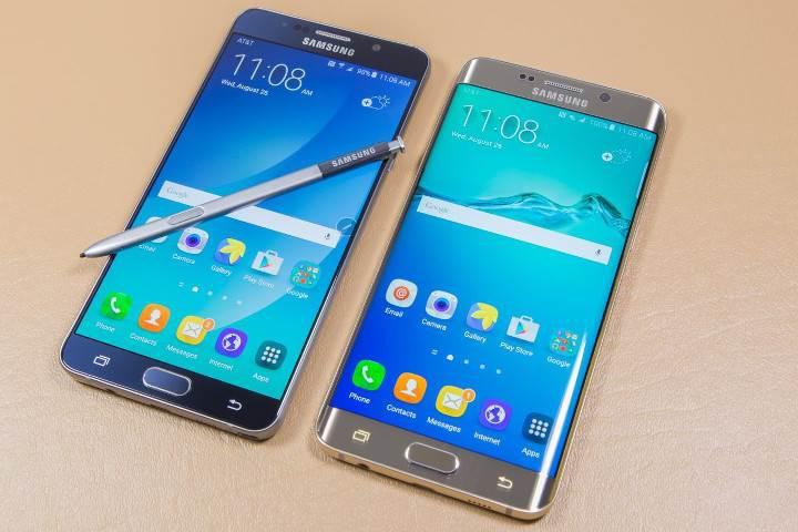 Samsung Galaxy Note 7 için ilk hedef 5 milyon satış